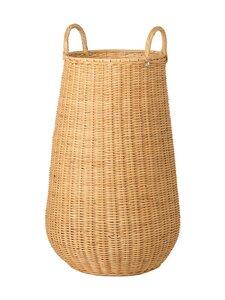 Ferm Living - Braided Laundry Basket -kori 80 x 42 x 42 cm - NATURAL | Stockmann