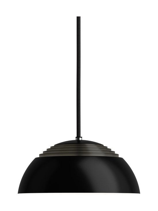 Louis Poulsen - AJ Royal -kattovalaisin ø 250 mm - BLACK | Stockmann - photo 1