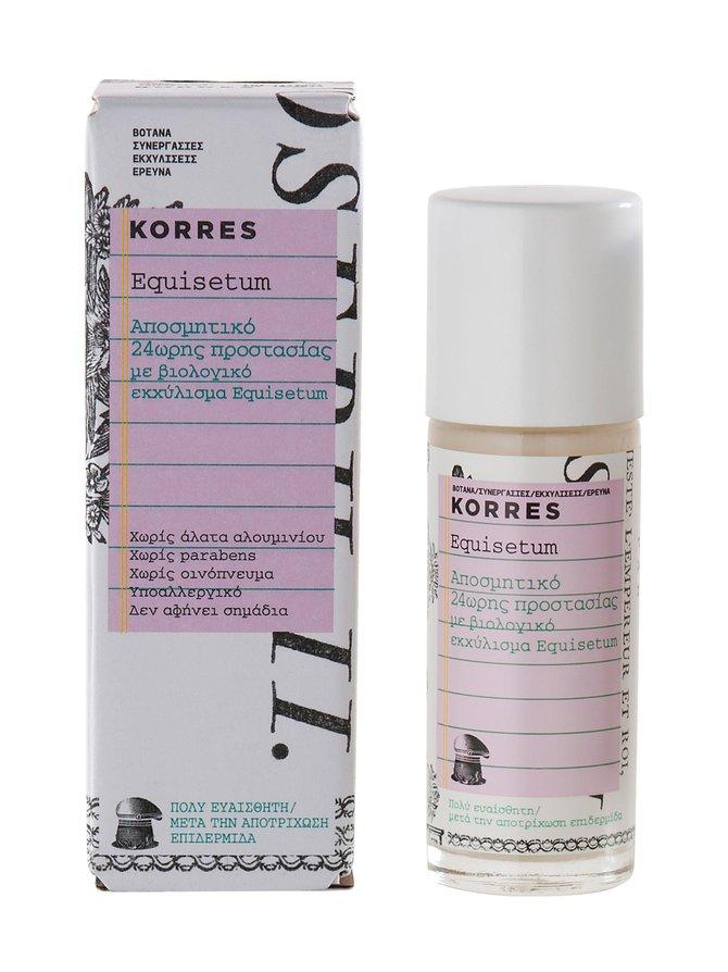 Equisetum 24 h -deodorantti 30 ml