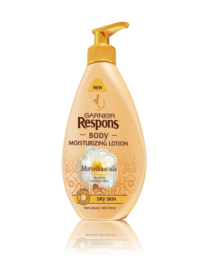 Response Marvellous Oils Body Lotion -vartalovoide 250 ml