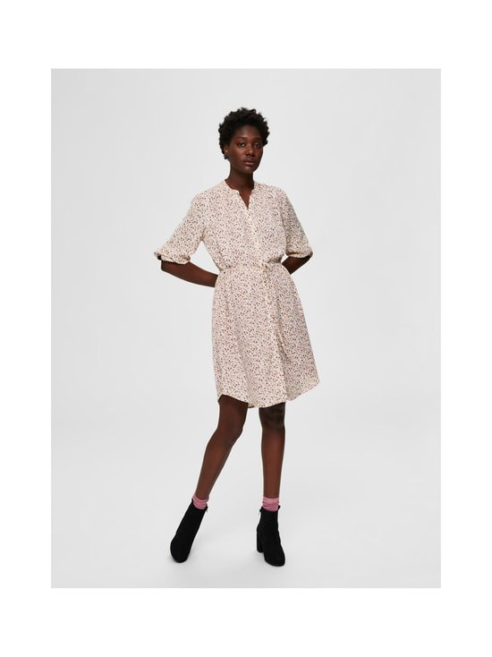 Selected - SlfMetha-Damina-mekko - SANDSHELL AOP | Stockmann - photo 3