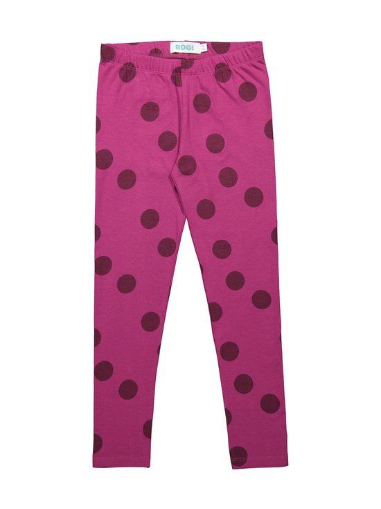 Bogi - Deidra-leggingsit - DARK PINK DOT | Stockmann - photo 1