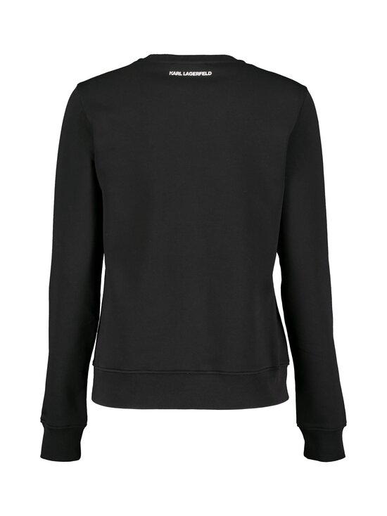 Karl Lagerfeld - Mini Ikonik Karl Sweatshirt -collegepaita - BLACK | Stockmann - photo 2
