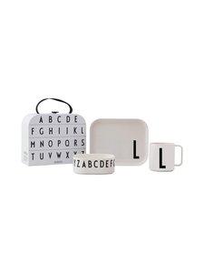 Design Letters - Lastenastiasto, L - VALKOINEN | Stockmann
