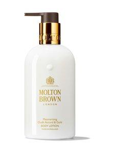 Molton Brown - Mesmerising Oudh Accord & Gold Body Lotion -vartalovoide 300 ml - null | Stockmann