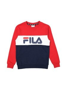 Fila - CARLOTTA -collegepaita - G06 BLACK IRIS-TRUE RED-BRIGHT WHITE   Stockmann