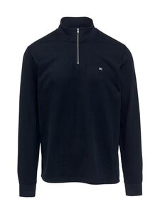 Makia - Weston Long Sleeve -collegepaita - 999 BLACK | Stockmann
