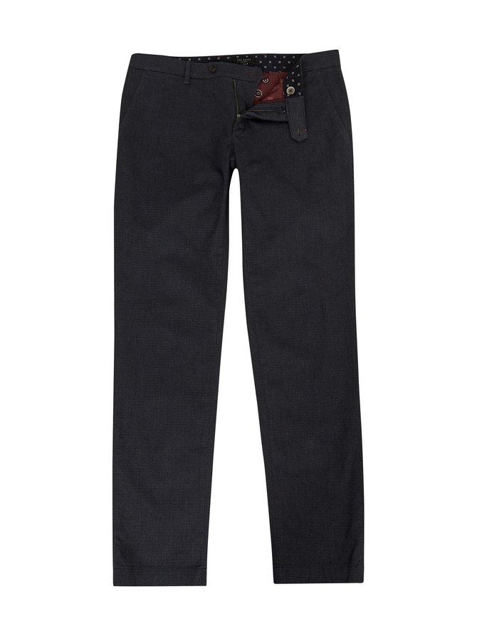 Slapaz Slim Fit Two Tonal -housut