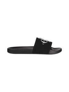 Calvin Klein Footwear - Slide Monogram CO -sandaalit - BDS BLACK | Stockmann