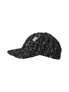 Karl Lagerfeld - K/Soho Cap With Pins -lippalakki - A999 BLACK   Stockmann
