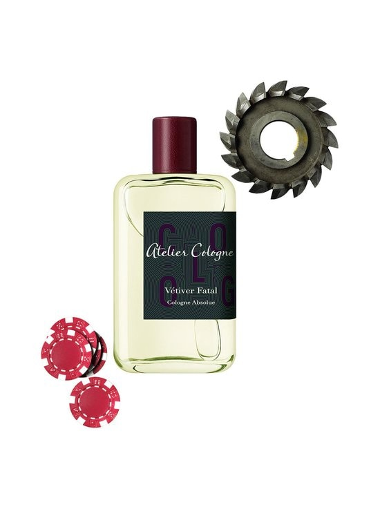 Atelier Cologne - Vétiver Fatal Cologne Absolue -tuoksu - NOCOL | Stockmann - photo 4