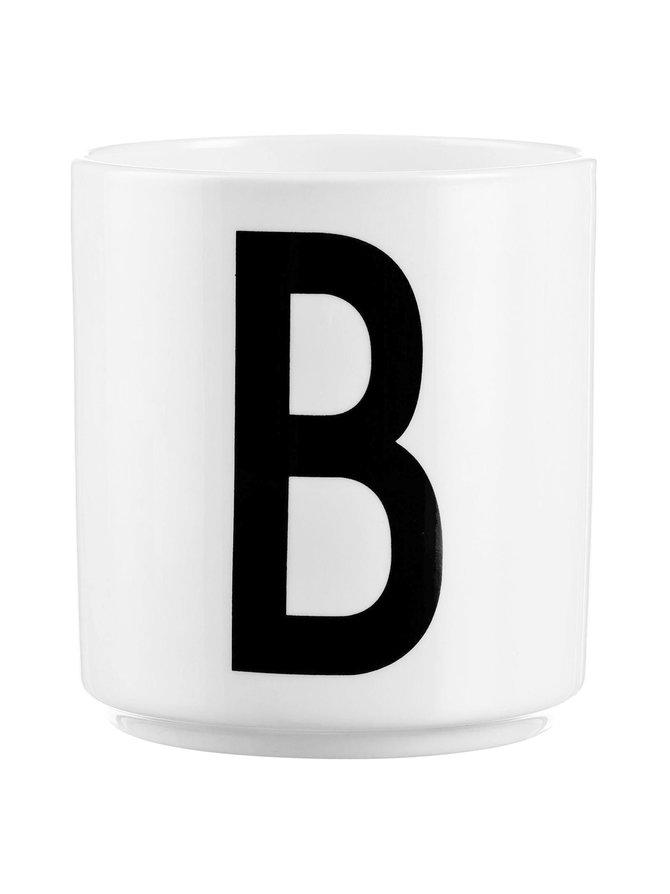 Kirjainmuki, B