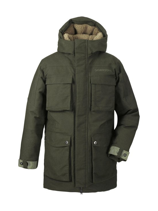 Didriksons - Delta-parka - 447 FOREST GREEN | Stockmann - photo 1