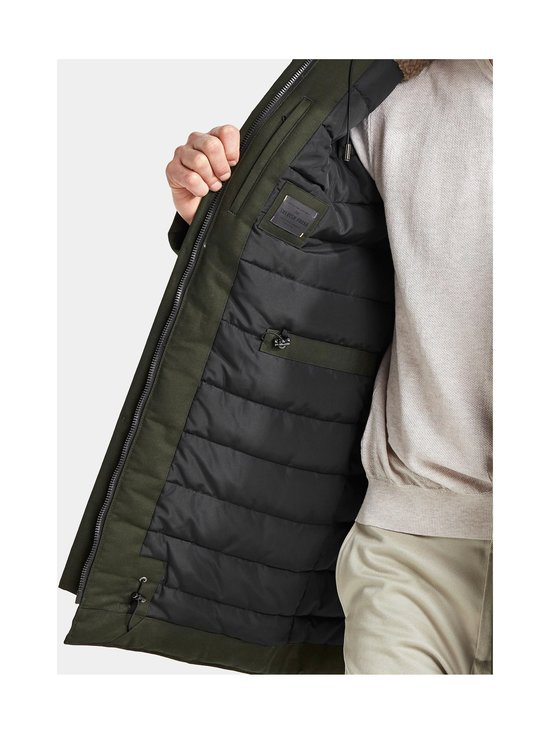 Didriksons - Delta-parka - 447 FOREST GREEN | Stockmann - photo 8