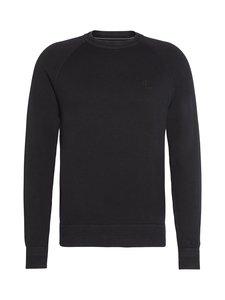 Calvin Klein Jeans - GMD Essential Crew Neck -puuvillaneule - CK BLACK | Stockmann
