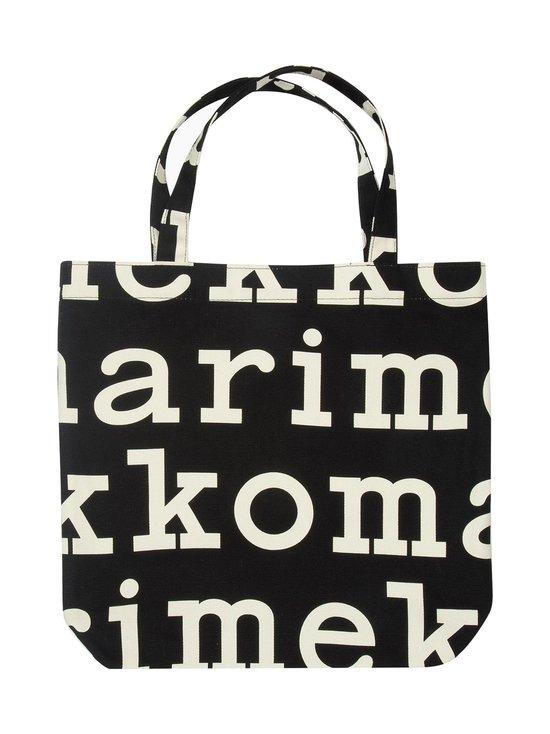 Marimekko - Notko Logo -laukku - MUSTAVALKOINEN | Stockmann - photo 1