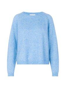 SECOND FEMALE - Brook Knit New Loose -neule - 5028 BRUNNERA BLUE   Stockmann