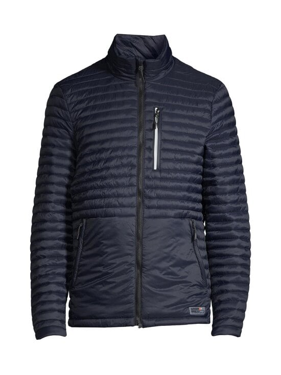 Superdry - Packaway Non-Hooded Fuji -takki - 00S FRENCH NAVY   Stockmann - photo 1