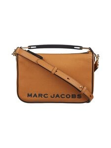 Marc Jacobs - The Softbox 23 -nahkalaukku - 703 MUSTARD   Stockmann