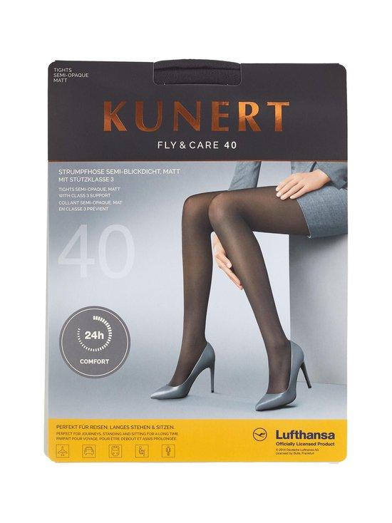 Kunert - Fly & Care -lentosukkahousut 40 den - BLACK (MUSTA) | Stockmann - photo 2