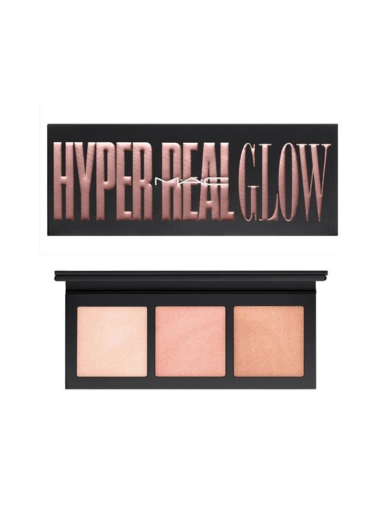 MAC - Hyper Real Glow Palette -korostuspaletti 13,5 g - FLASH + AWE | Stockmann - photo 3