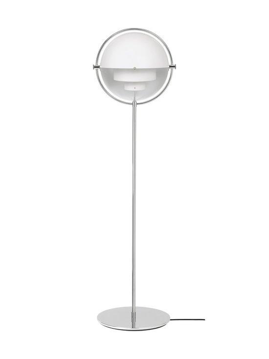 Gubi - Multi-Lite Floor Lamp -lattiavalaisin - WHITE SEMI MATT | Stockmann - photo 1