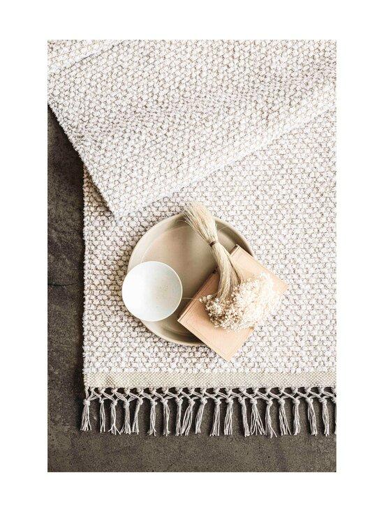 VM-Carpet - Duo Popcorn Carpet -matto - 7171 WHITE WHITE | Stockmann - photo 4