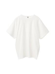 Totême - Oversized Cotton Tee -paita - OFF-WHITE | Stockmann