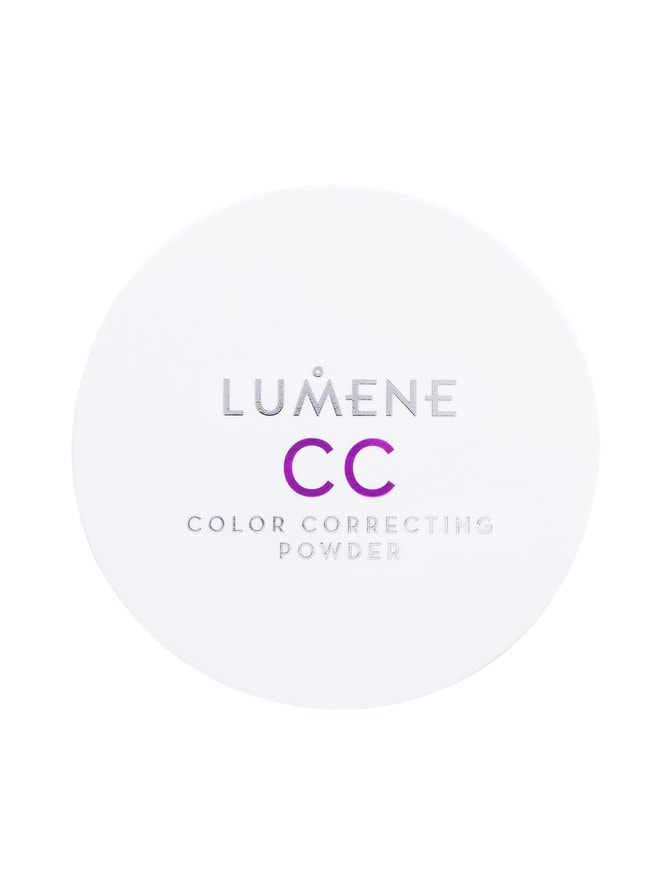CC Color Correcting Powder Medium/dark -puuteri
