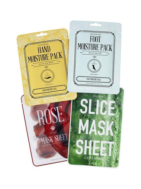KOCOSTAR - Fruits & Vegetable Slice Mask Cucumber -kasvonaamiot - null   Stockmann - photo 2