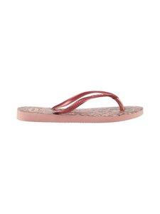 Havaianas - Slim Animals Flip Flops -varvassandaalit - 0076 BALLET ROSE | Stockmann