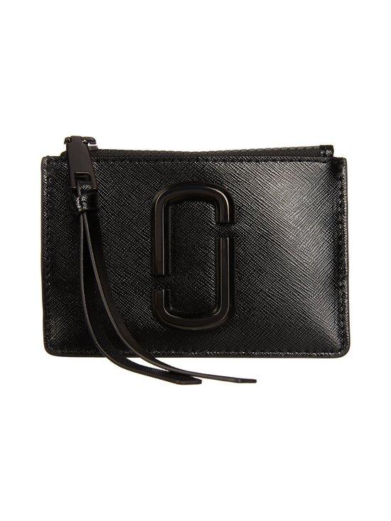 Marc Jacobs - Snapshot Top Zip Multi -nahkalompakko - BLACK | Stockmann - photo 1