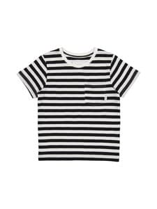 Makia - Verkstad-paita - 999 BLACK-WHITE | Stockmann