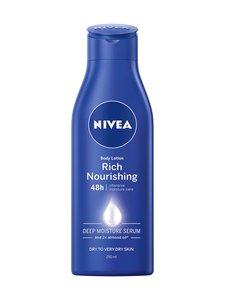 NIVEA - Rich Nourishing Body Milk -vartaloemulsio kuivalle iholle 250 ml - null | Stockmann