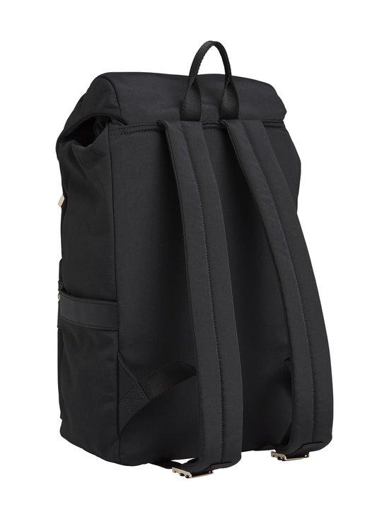 Tommy Hilfiger - Nylon Metal Logo Backpack -reppu - BDS BLACK | Stockmann - photo 2