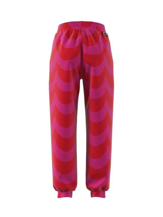 adidas x Marimekko - Track Pant -housut - VIVRED/TEREMA VIVID RED/TEAM REAL MAGENTA | Stockmann - photo 3