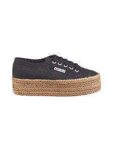 Superga - Cotropew-kengät - 999 BLACK | Stockmann