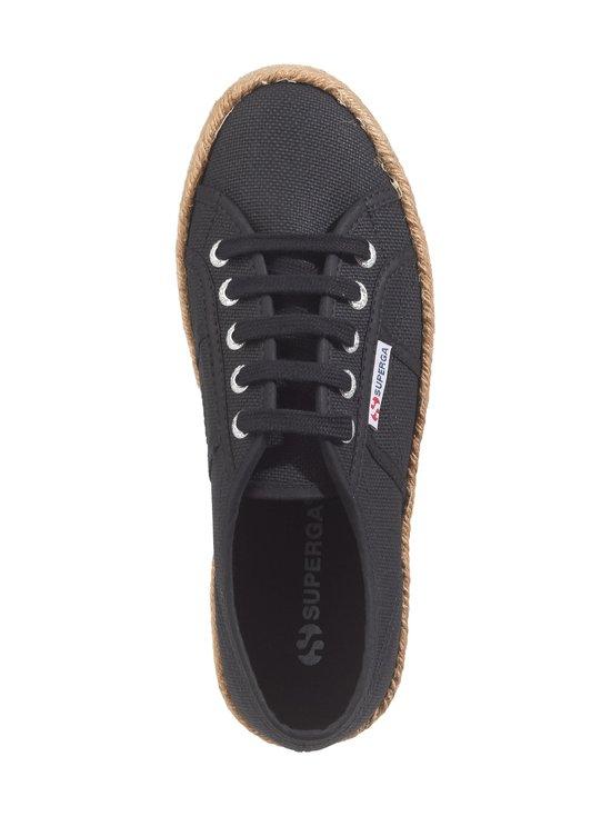 Superga - Cotropew-kengät - 999 BLACK   Stockmann - photo 2