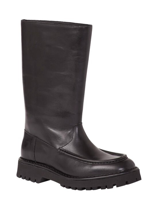 Kenzo - K-Mount Boot -nahkakengät - 99 BLACK | Stockmann - photo 2