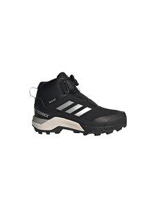 adidas Performance - Terrex Winter Mid Boa Hiking Shoes -kengät - CBLACK/SILVMT/CBLACK | Stockmann