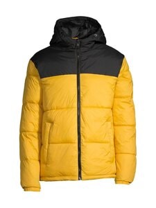 Jack & Jones - JjDrew Puffer -takki - SPICY MUSTARD | Stockmann