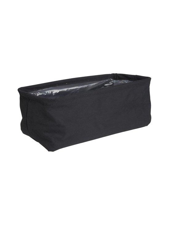 Mica - Flexi-ruukku 31 x 16 x 12,5 cm - BLACK | Stockmann - photo 1