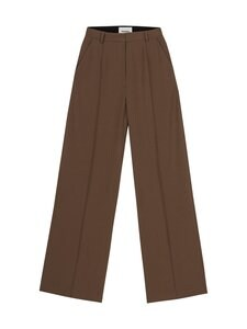 Nanushka - Cleo Trousers -housut - CLAY | Stockmann