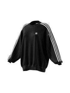 adidas Originals - Oversized-collegepaita - BLACK BLACK   Stockmann