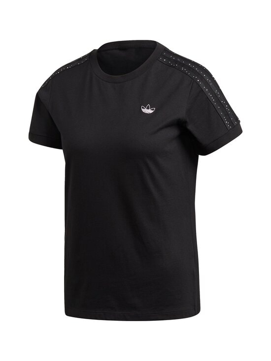 adidas Originals - T-paita - BLACK | Stockmann - photo 1