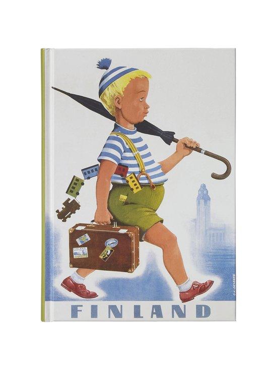 Come to Finland - Sateenvarjopoika-muistikirja - MONIVÄRINEN | Stockmann - photo 1