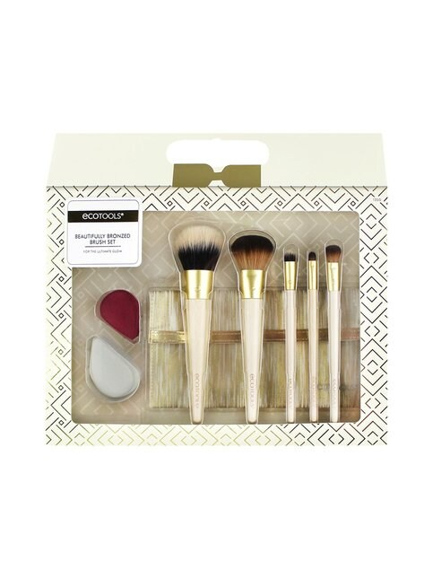 Bronzed Brush Set -tuotepakkaus