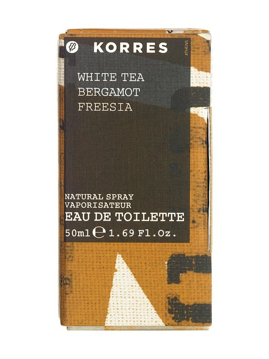 Korres - White Tea & Bergamot & Freesia EdT -tuoksu 50 ml - null | Stockmann - photo 2