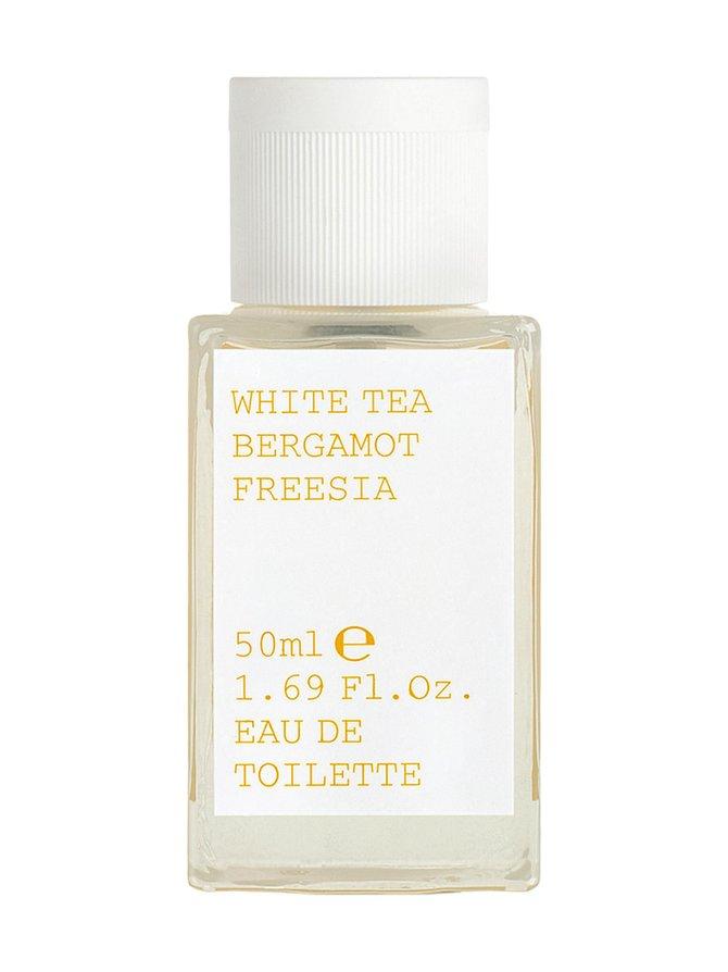 White Tea & Bergamot & Freesia EdT -tuoksu 50 ml