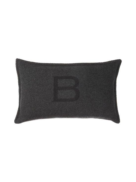 B-logo-tyynynpäällinen 30 x 50 cm